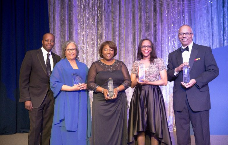 2019 Charter Day Honorees