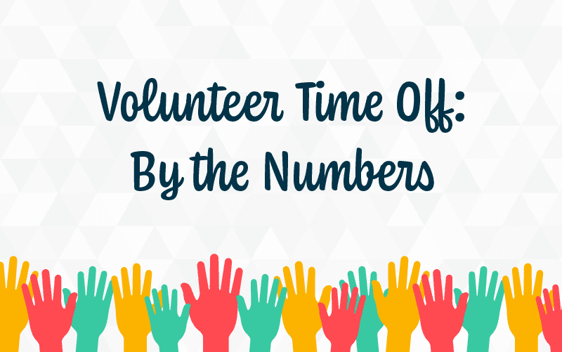 Volunteer Time Off: By the Numbers