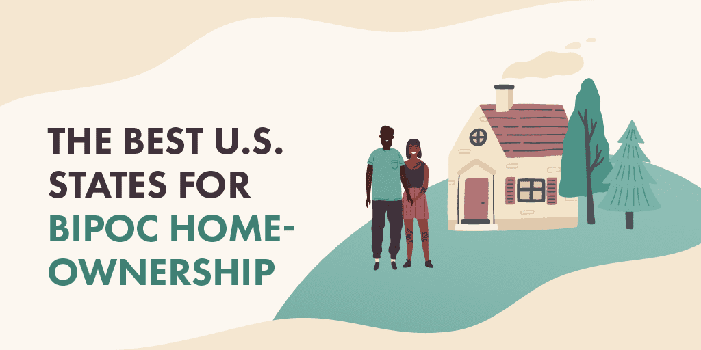 Best States for BIPOC Homeownership Header
